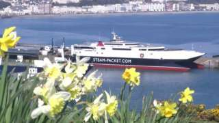 Isle of Man ferry