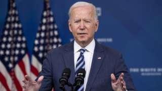 Başkan Biden kürtajı yasaklayan eyalet yasasına Yüksek Mahkeme'nin müdahale etmemesinin Anayasa dışı bir kaos yarattığını söyledi