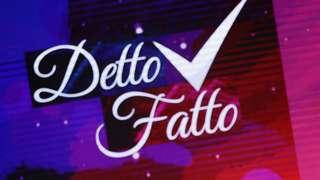 Logo for TV show Detto Fatto