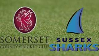 Somerset v Sussex