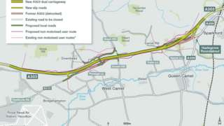 A303 dualling project