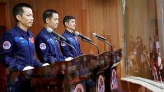 中國宇航員