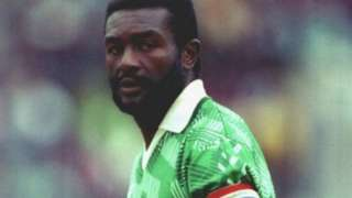 Stephen Eta Tataw était présent à chaque minute de chaque match que le Cameroun a joué lors de la finale de la Coupe du monde 1990