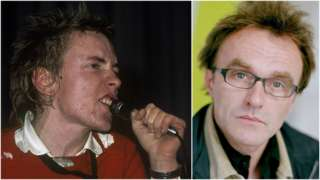 John Lydon and Danny Boyle