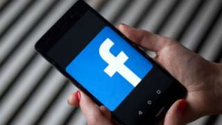Facebook on phone