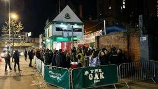 Oak Inn pub