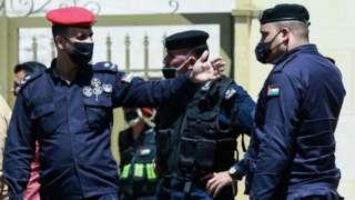 duruşma salonu dışındaki güvenlik önlemleri