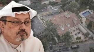 Jamal Khashoggi na ubalozi wa Saudi mjini istanbul