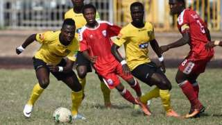 Asante Kotoko v Inter Allies