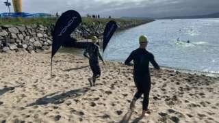 The 2021 Wales Triathlon