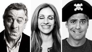 Robert DeNiro, Julia Roberts and George Clooney