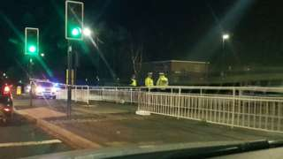 Sheffield accident