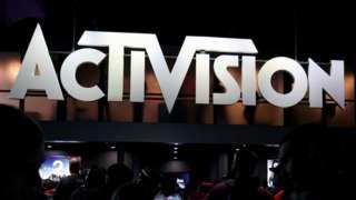 The Activision logo