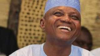 Senior Special Adviser to Nigeria President on Media and publicity, Garba Shehu