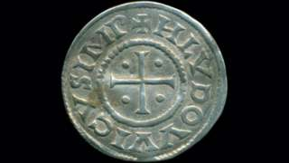 монета Каролінгів