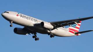 American Airlines Airbus A330 (file picture)