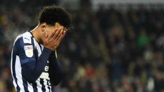 West Brom woes