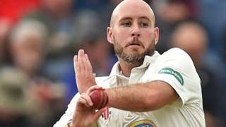 Chris Rushworth is now within 19 of 500 wickets in his first-class career
