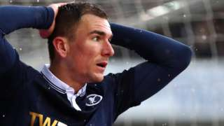 Millwall's Jed Wallace