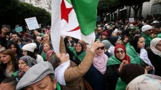 Maandaano Algeria