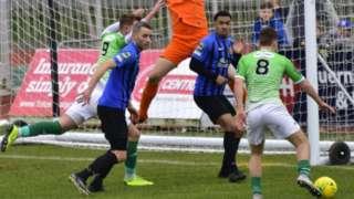 Guernsey FC v Sevenoaks Town
