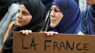 Anti-Islamophobia rally in Toulouse, 27 Oct 19