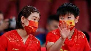 ચીનના લોકો ઑલિમ્પિકમાં ખેલાડીની હાર પર જેવી રીતે દુ:ખી અને નારાજ થઈ રહ્યા છે તે અનોખી વાત છે