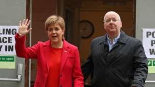 Sturgeon and Murrell