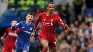 Matip amaze gutsinda ibitego bine mu mikino 82 amaze gukinira Liverpool muri shampiyon ya Premier League