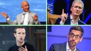 कटघरे में ऐपल, एमेज़ॉन, फेसबुक और गूगल, जानें पूरा मामला
