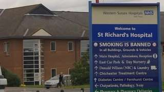 St Richard's Hospital