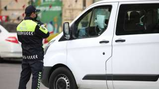 Polis və sürücü