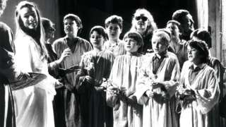 Cast in Otello
