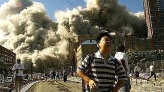 अमेरिका, 9/11 हल्ला, दहशतवादी हल्ला