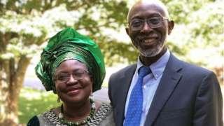 Ikemba Iweala - Ngozi Okonjo-Iweala's husband