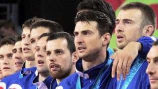 Nikola Grbić, Vladimir Grbić i Goran Vujević