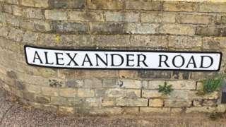 Alexander Road