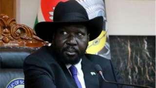 Prezida Salva Kiir