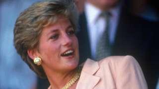 戴安娜王妃觀看溫布頓網球賽(4/7/1993)
