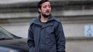 Lewis Taylor outside Cardiff Crown Court