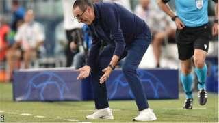 Maurizio Sarri alijiunga na Juventus baada ya kuwa kocha wa Chelsea kwa mwaka mmoja