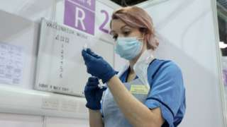 The vaccination centre moved to the SSE Hydro in April following the closure of NHS Louisa Jordan at the SEC