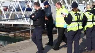Suspected migrant - 23/11/19