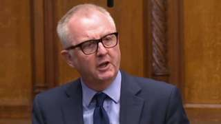 Ian Austin speaking in Parliament