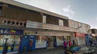 Tesco Express in St Mary's Road