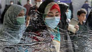 иранки на выборах