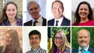 Carolyne Culver, Brendan Donnelly, Peter Fleet, Sarah Green, Carla Gregory, Adrian Oliver, Natasa Pantelic, Alex Wilson