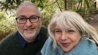 Calvin and Debbie Orr