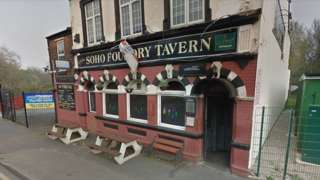 The Soho Foundry Tavern