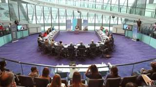 London Assembly at Mayor's Question time